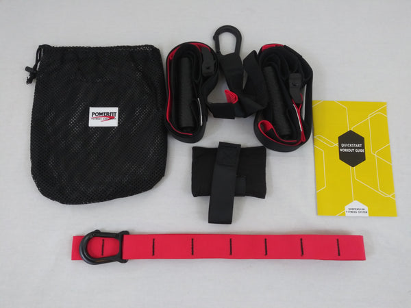 PowerFit Suspension Trainer