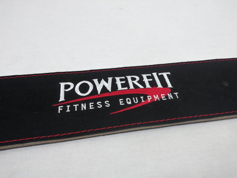 PowerFit Equipment Weight Lifting Lever Belts