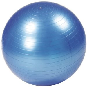 PowerFit Anti-Burst Exercise Ball-FREE SHIPPING