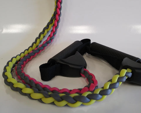 PowerFit Braided Exercise Tubes for Commercial and Home Gyms-FREE SHIPPING