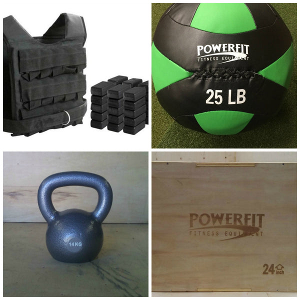 Heavy Weight Fitness Package