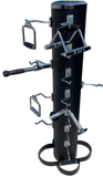 PowerFit Vertical Pulley Attachment Rack