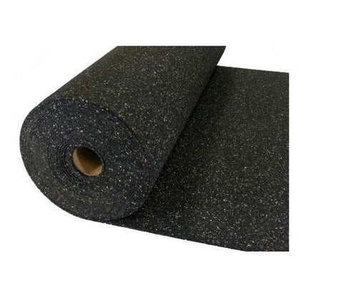 Ultimate Tough Rolled Rubber Flooring