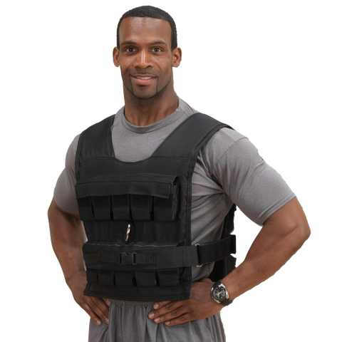 Body Solid Weighted Vest