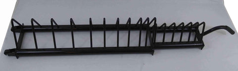 PowerFit Deluxe Bumper Plate Rack