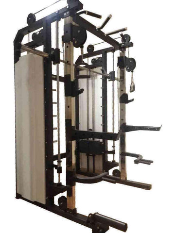 PowerFit Equipment Functional Trainer with Smith Press - COMING SOON