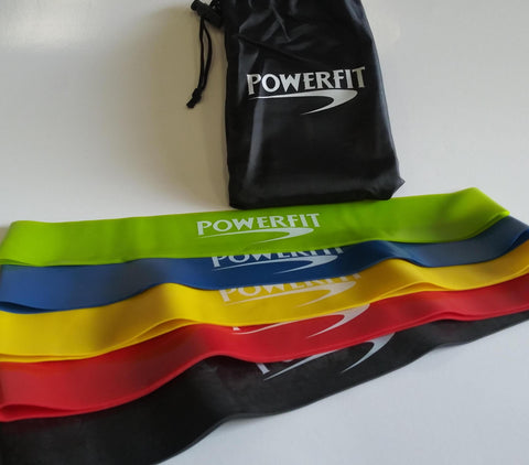 PowerFit Mini Bands-FREE SHIPPING