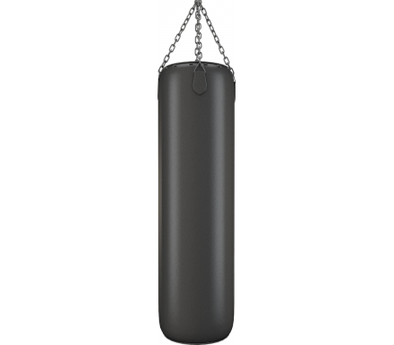 Synthetic Leather Heavy Boxing Bags (unfilled)