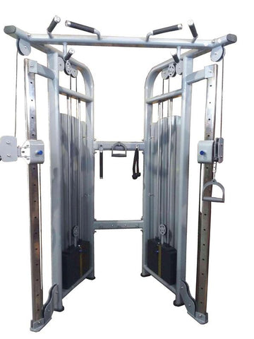 PowerFit Equipment Functional Trainer for Commercial and Residential Gyms-FREE SHIPPING