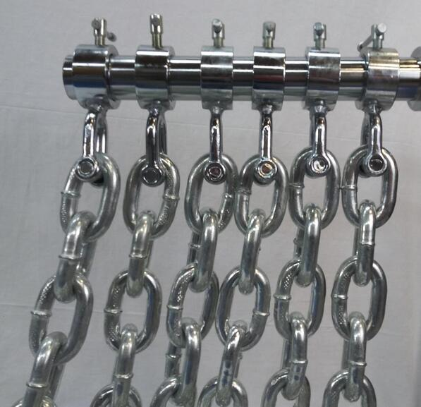 PowerFit Lifting Chains with Collars