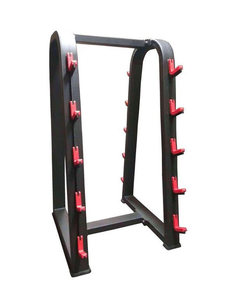 PowerFit Pro Grade A Frame Barbell Rack