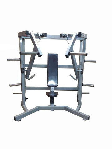 PowerFit Equipment Plate Loaded ISO Lateral Wide Chest