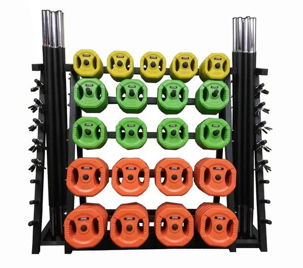 PowerFit Cardio Pump Plate Set (Full Set)