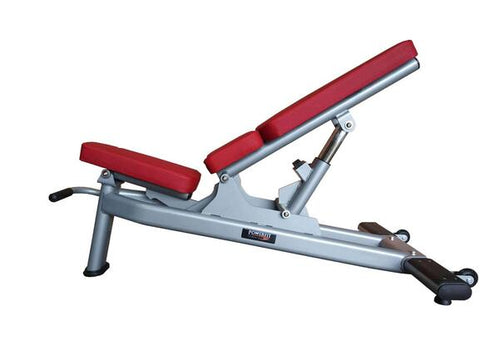 PowerFit Commercial Grade Adjustable Bench