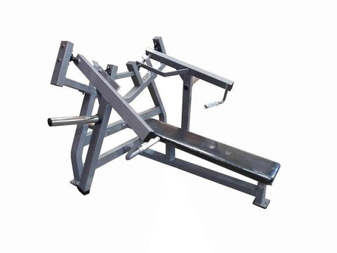 PowerFit Plate Loaded ISO Lateral Horizontal Bench Press