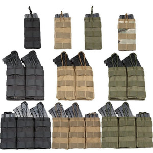 1000D Nylon Rifle Magazine Pouch