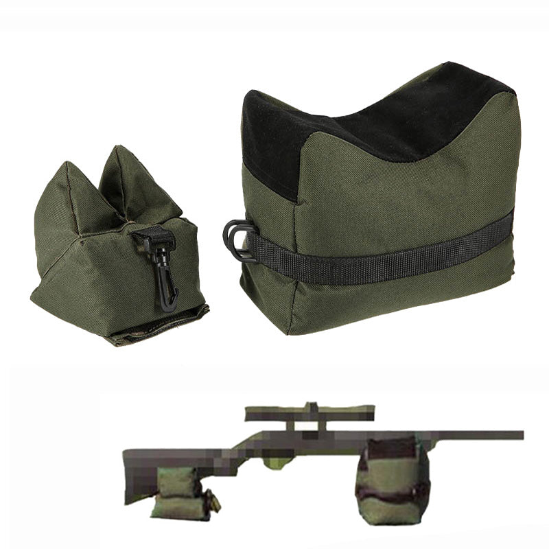 Tactical Front and Rear Rifle Rest Bag Set - Peritian