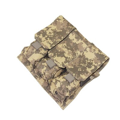 Triple Rifle Magazine Pouch - Peritian