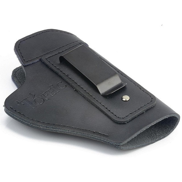 Tofeic Genuine Leather Universal IWB CCW Holster