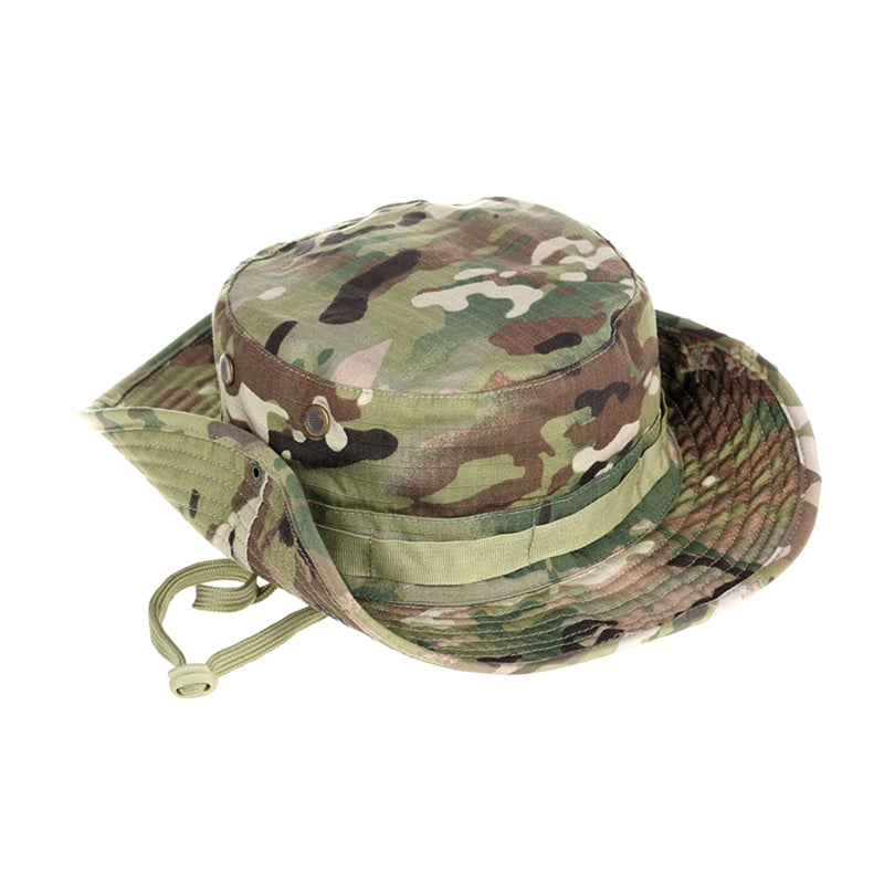 100% Cotton Stealth Boonie Hat
