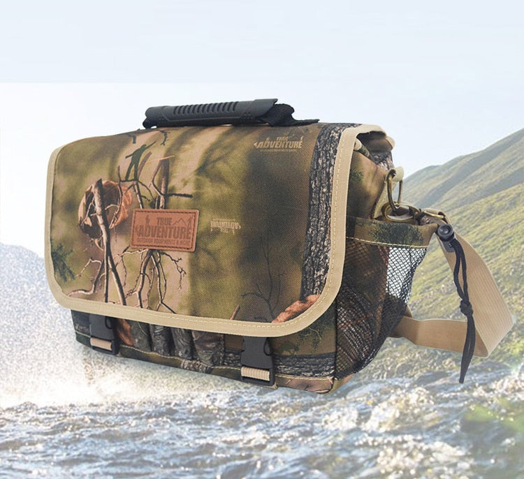 True Adventure Multifunction Travel Hunting Bag