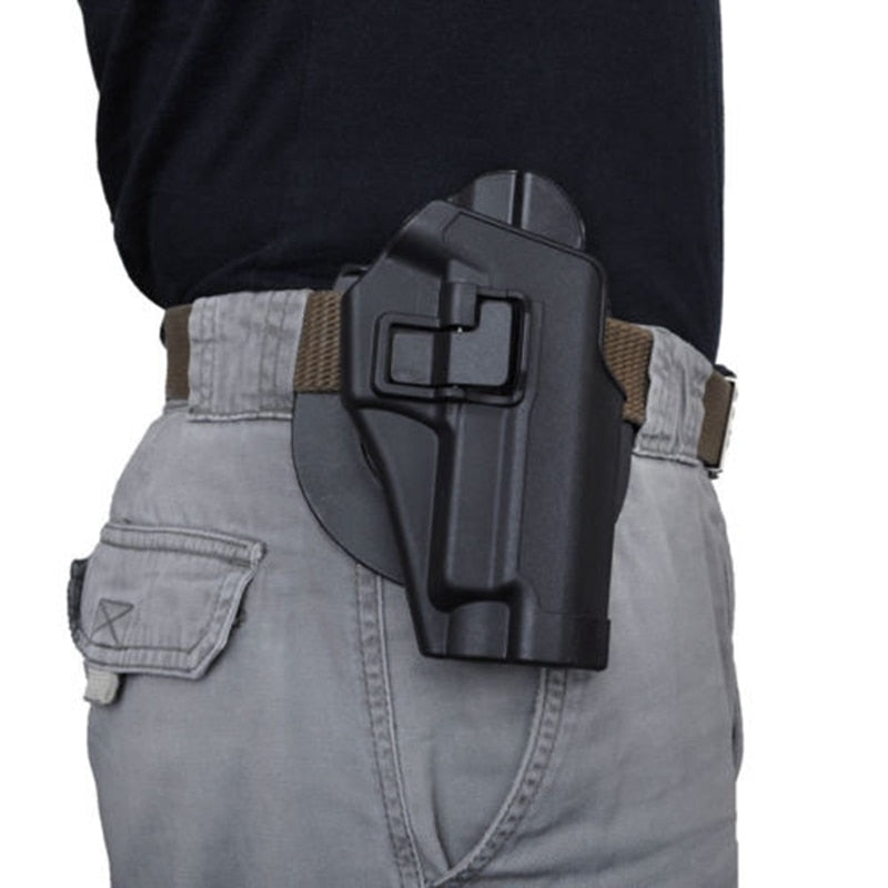 Quick Release Tactical Right Hand Pistol Holster for Sig Sauer 220 228 229 P226 - Peritian