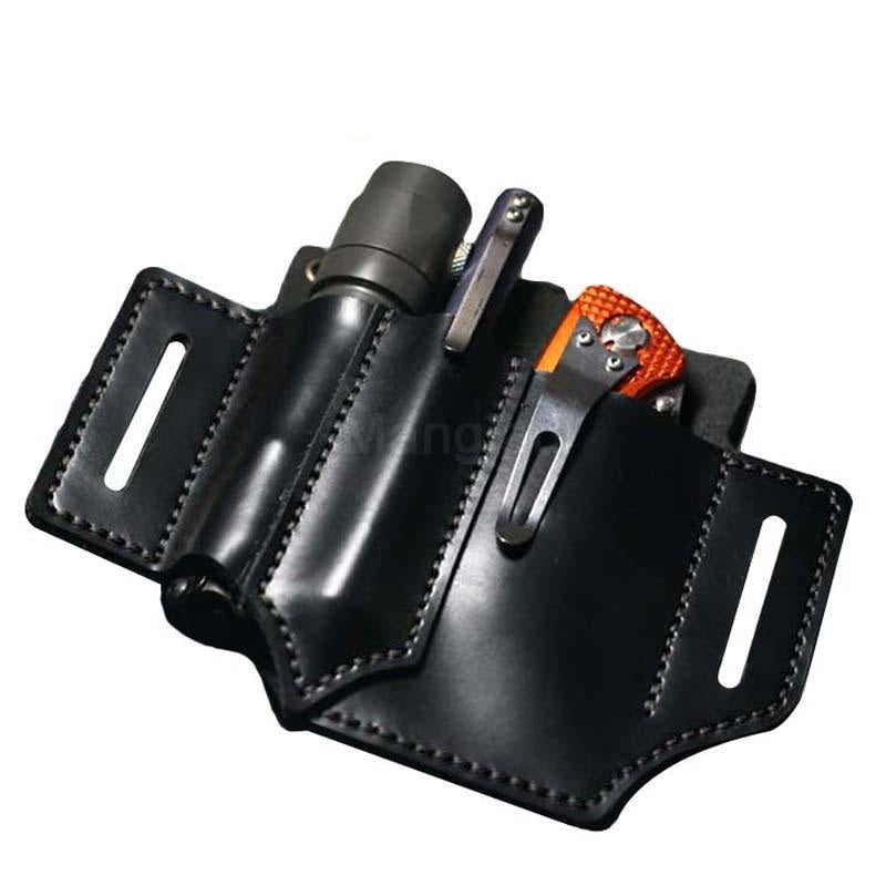 Stalwart Leather Tool Pouch