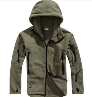 Men's Tactical Fleece Jacket - Peritian