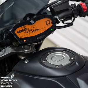 orange dash mod FZ09 MT09