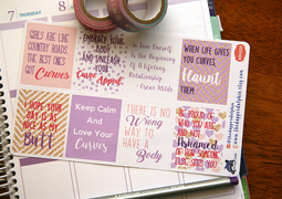 Planner/Journal Stickers
