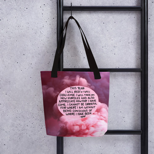 This Year 2020 - Pink Tote Bag