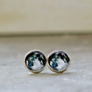 Full Moon Earrings - Jax Allen Designs