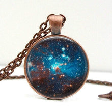 Load image into Gallery viewer, Space Sparkle Necklace - Jax Allen Designs