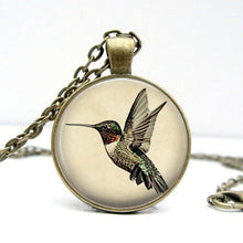 Load image into Gallery viewer, Hummingbird Necklace - Jax Allen Designs