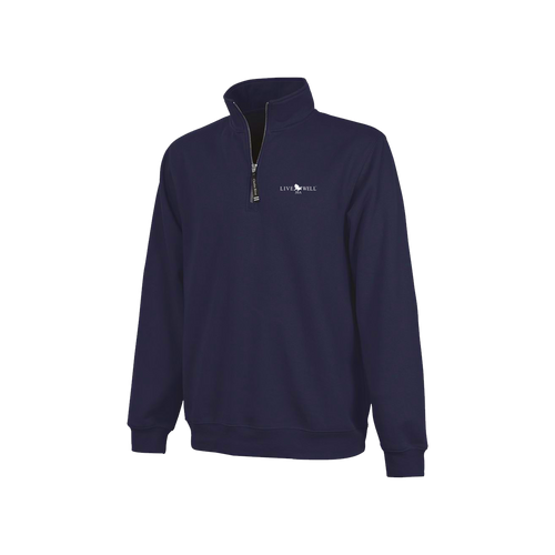 Charles River 3/4 Zip sweatshirt