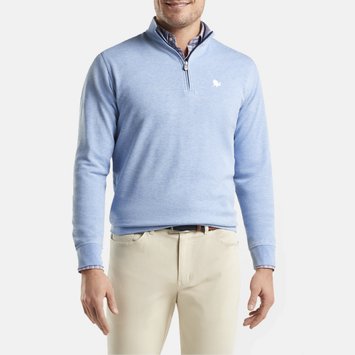 Peter Millar Cottage Blue Zip