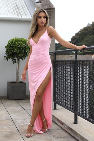 Miami Pink Gown