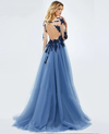 Katya Lace Formal Gown