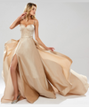 Marisol Gown - Champagne