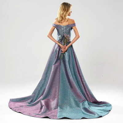 Karla Gown - Metallic Rust