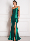 Rio Gown - Emerald Green