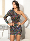 Confetti Sequins Dress