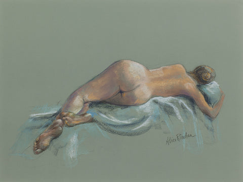 Reclining Nude # 4