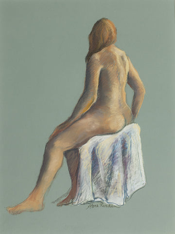 Seated Nude # 4