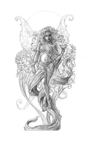 Fairy with Goblet