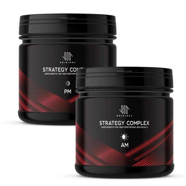 Strategy Complex - The Goal Hunter's Supplement Stack