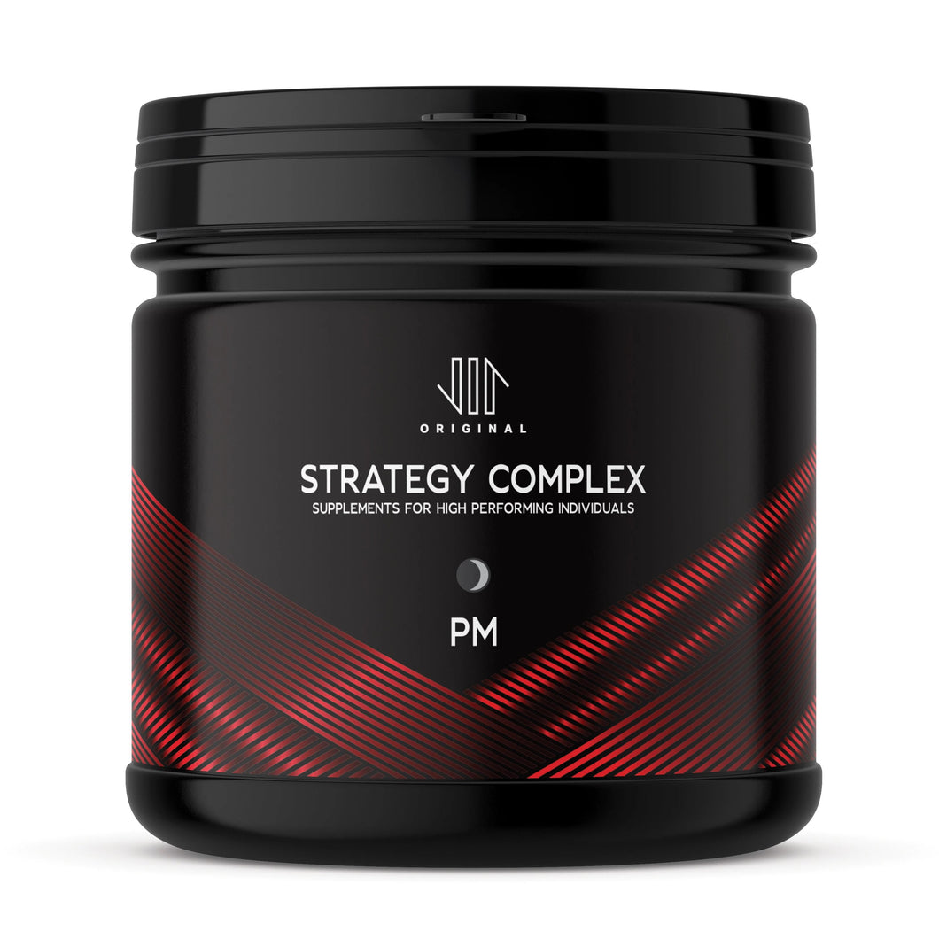 Strategy Complex PM Supplements