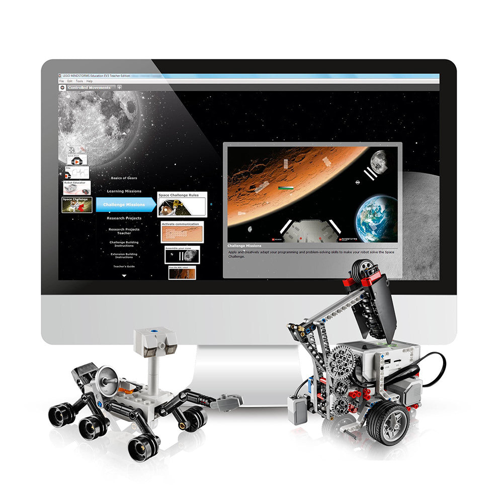 LEGO® MINDSTORMS® Education EV3 Space Challenge Set 45570