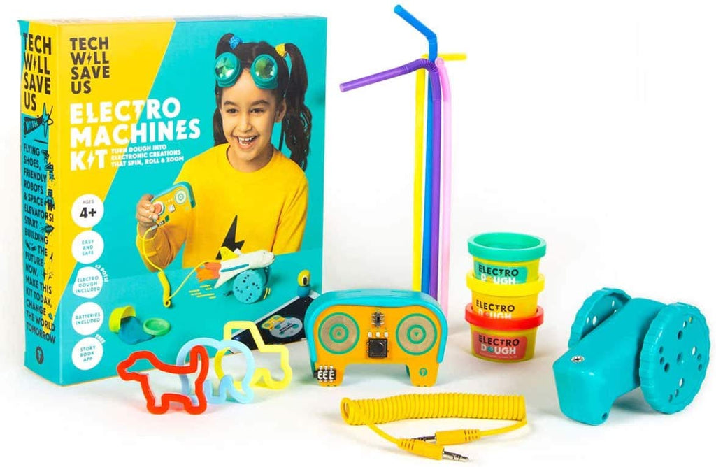 Tech Will Save Us Electro Machines Kit