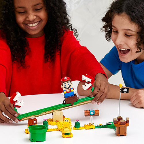 LEGO® Super Mario™ Piranha Plant Power Slide Expansion Set 71365